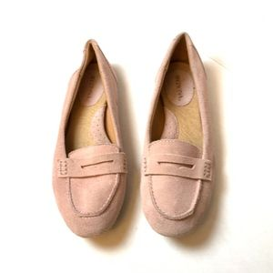 Pink Merona Loafers 5.5